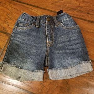 Cat & Jack denim shorts
